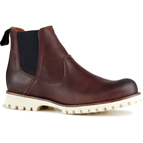 Lundhags Unisex Cobbler Boot Burgundy